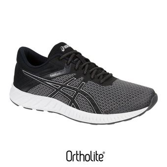 Chaussures running homme FUZEX LYTE 2 black/silver/white