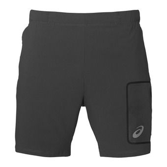 Short 7IN homme ELITE dark grey