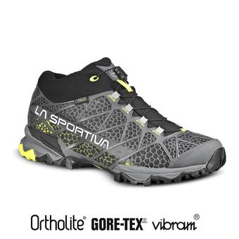 Chaussures de randonnée SYNTHESIS MID GTX grey/green