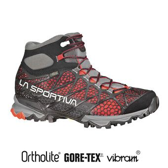 Zapatillas de senderismo CORE HIGH GTX red
