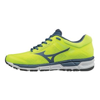 Chaussures running homme SYNCHRO MX 2 yellow/majolica blue/white