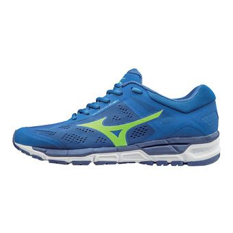 Chaussures running homme SYNCHRO MX 2 blue/green