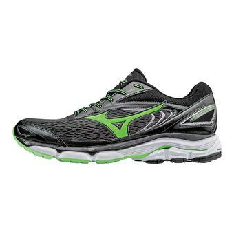 Zapatillas de running hombre WAVE INSPIRE 13 shadow/green/black