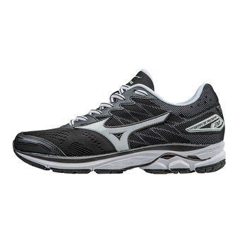 Chaussures running femme WAVE RIDER 20 black/white/white