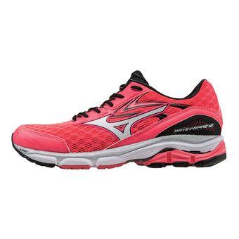 Chaussures running femme INSPIRE 12 diva pink/white/black