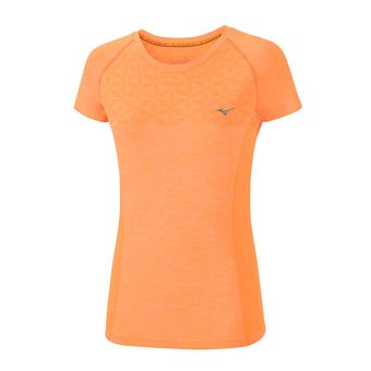 Camiseta mujer TUBULAR HELIX orange pop