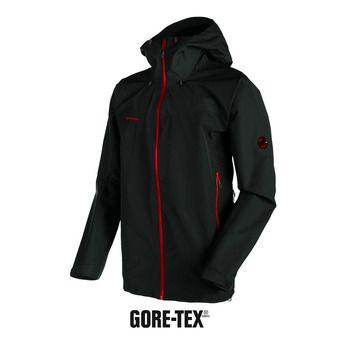 Veste à capuche homme Gore-Tex® 3L CRATER HS black