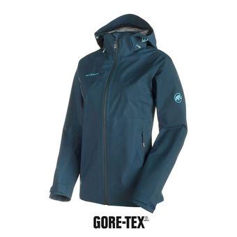 Veste à capuche femme Gore-Tex® 3L RUNBOLD PRO HS orion