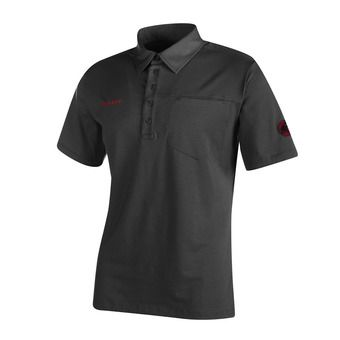 Polo MC homme TROVAT TOUR black
