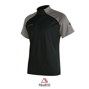 Maillot MC homme ATACAZO LIGHT black/titanium