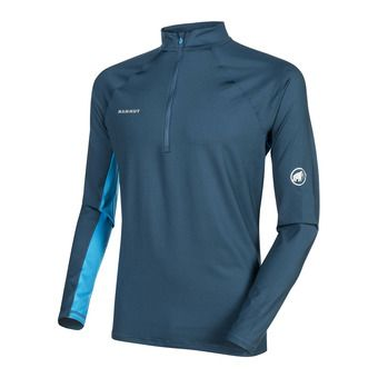 Maillot ML homme MTR 141 ZIP orion/atlantic