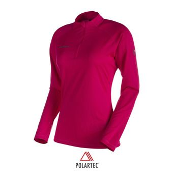Maillot ML femme ILLINIZA LIGHT magenta