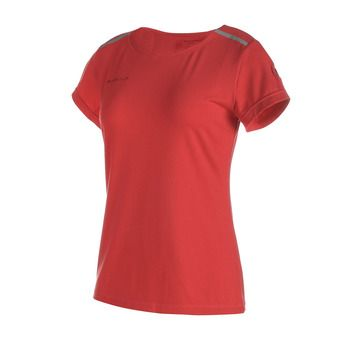 Camiseta mujer TROVAT TOUR barberry