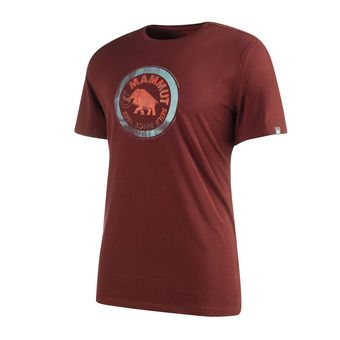 Tee-shirt MC homme SEILE maroon