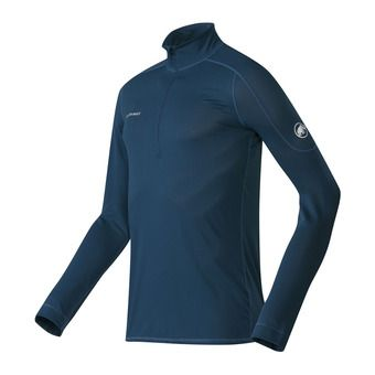 Maillot ML homme GO DRY ZIP orion