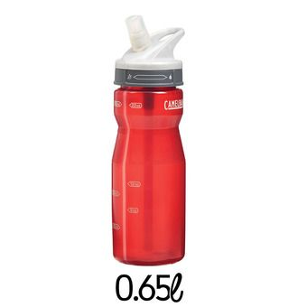 Gourde 650ml PERFORMANCE red