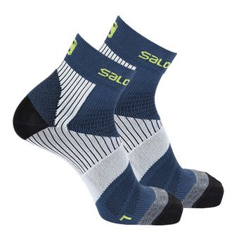 Calcetines hombre SENSE SUPPORT dress blue/lime punch