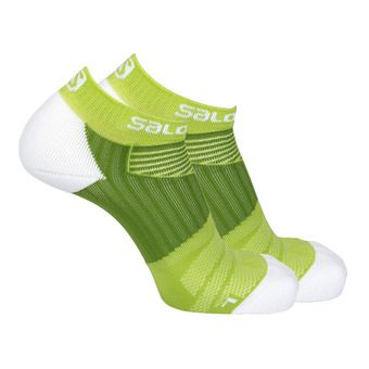 Calcetines hombre SENSE PRO lime punch/white
