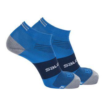 Chaussettes homme SONIC PRO spectrum blue/grey