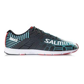 Chaussures running homme RACE 5 vert céramique