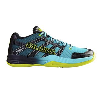 Chaussures indoor homme RACE X turquoise