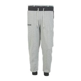 Pantalón de chándal hombre STREET gris jaspeado/antracita jaspeado