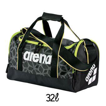 Sac de sport 32L SPIKY 2 MEDIUM black/fluo green