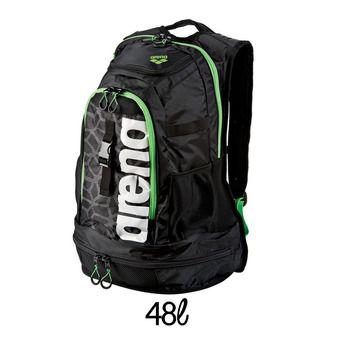 Sac à dos 48L FASTPACK 2.1 black/fluo green