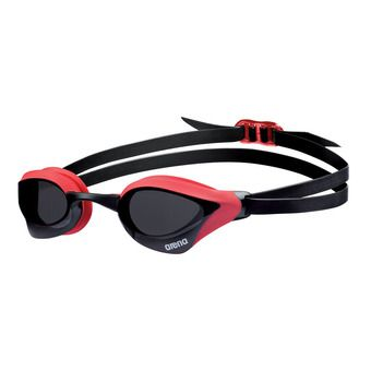 Gafas de natación COBRA CORE smoke/red