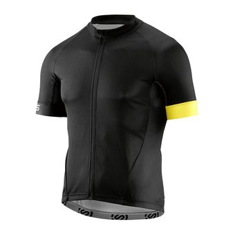 Maillot MC homme CYCLE CLASSIC black/lime