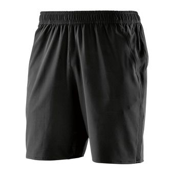 "Short homme ACTIVEWEAR SQUARE 7"" black"