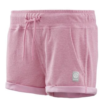 "Short mujer ACTIVEWEAR OUTPUT SPORT 2"" flamingo/marle"