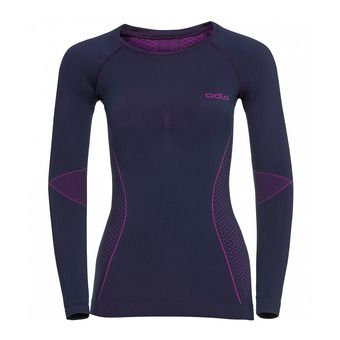 Camiseta térmica mujer EVOLUTION WARM peacoat/pink glo