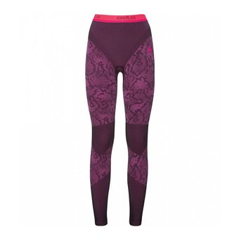 Collant femme BLACKCOMB EVOLUTION WARM black/pink glo