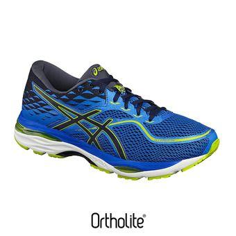 Chaussures running homme GEL-CUMULUS 19 directoire blue/peacoat/energy green