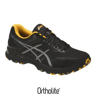 Zapatillas de trail hombre GT-2000 5 TRAIL PlasmaGuard black/carbon/gold fusion