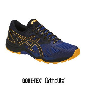 Chaussures trail homme GEL-FUJITRACUBO 6 G-TX limoges/black/gold fusion