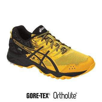 Zapatillas de trail hombre GEL-SONOMA 3 G-TX gold fusion/black/m111 grey