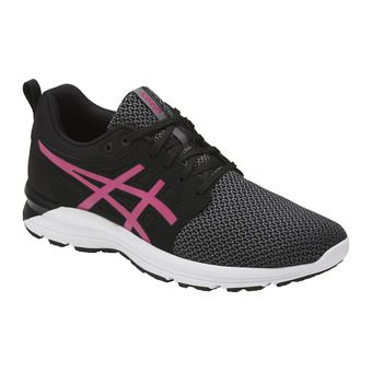Chaussures running femme GEL-TORRANCE carbon/pink peacock/black