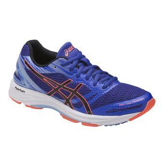 Chaussures running femme GEL-DS TRAINER 22 blue purple/black/flash coral