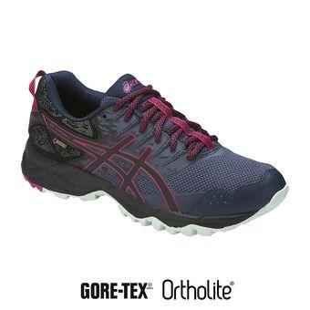 Zapatillas de trail mujer GEL-SONOMA 3 G-TX insignia blue/black/cosmo pink