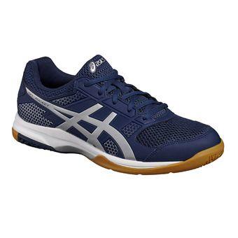 Chaussures volley homme GEL-ROCKET 8 indigo blue/silver/white