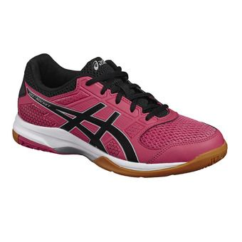 Zapatillas de voleibol mujer GEL-ROCKET 8 rouge red/black/white