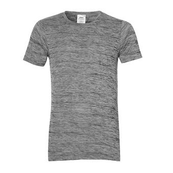 Tee-shirt MC homme HEATHER charcoal grey heather