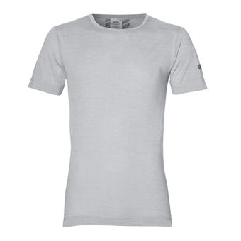 Tee-shirt MC homme HEATHER ash grey heather