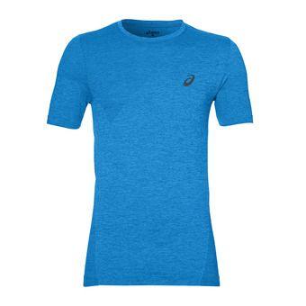 Tee-shirt MC homme SEAMLESS directoire blue