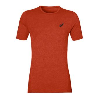 Camiseta hombre SEAMLESS red clay