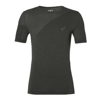 Camiseta hombre SEAMLESS dark grey heater