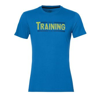 Tee-shirt MC homme GRAPHIC directoire blue