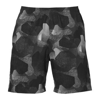 Short homme FUZEX 7IN PRINT camo geo performance black